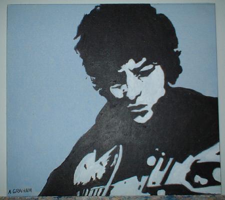 Bob Dylan by housd
