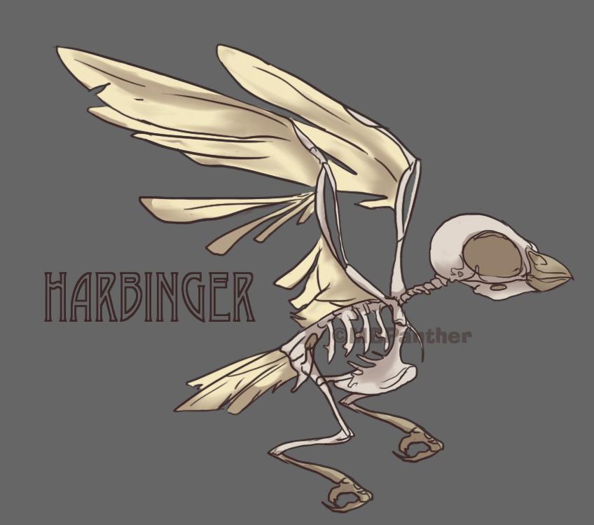 Harbinger by Deserted-in-Time