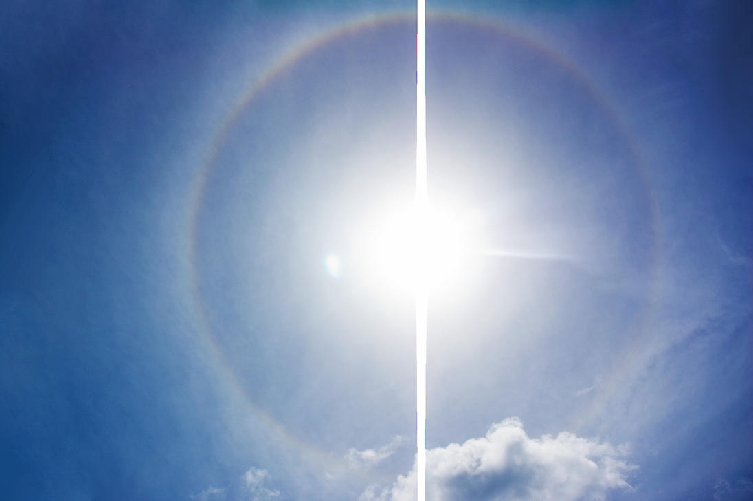 Halo effect by Indigbow on DeviantArt