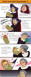 Frollo and Little Quasimodo 1 by baikin-germ