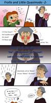 Frollo and Little Quasimodo 2