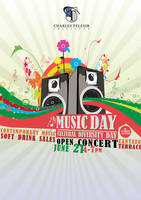Charles Telfair Music Day by hstudios