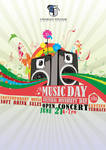 Charles Telfair Music Day