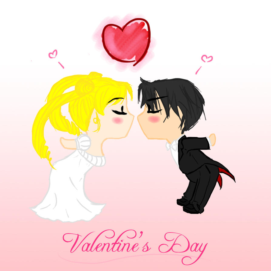 Sailor Moonu0027s Valentines By Choimiyabi ...