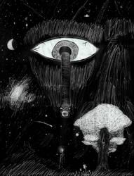 Night's Eye by William-John-Holly