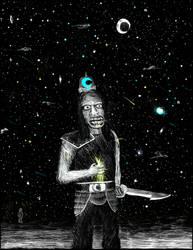 Moon Czar Slain by William-John-Holly