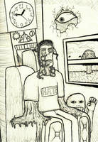Modern Meditation by William-John-Holly