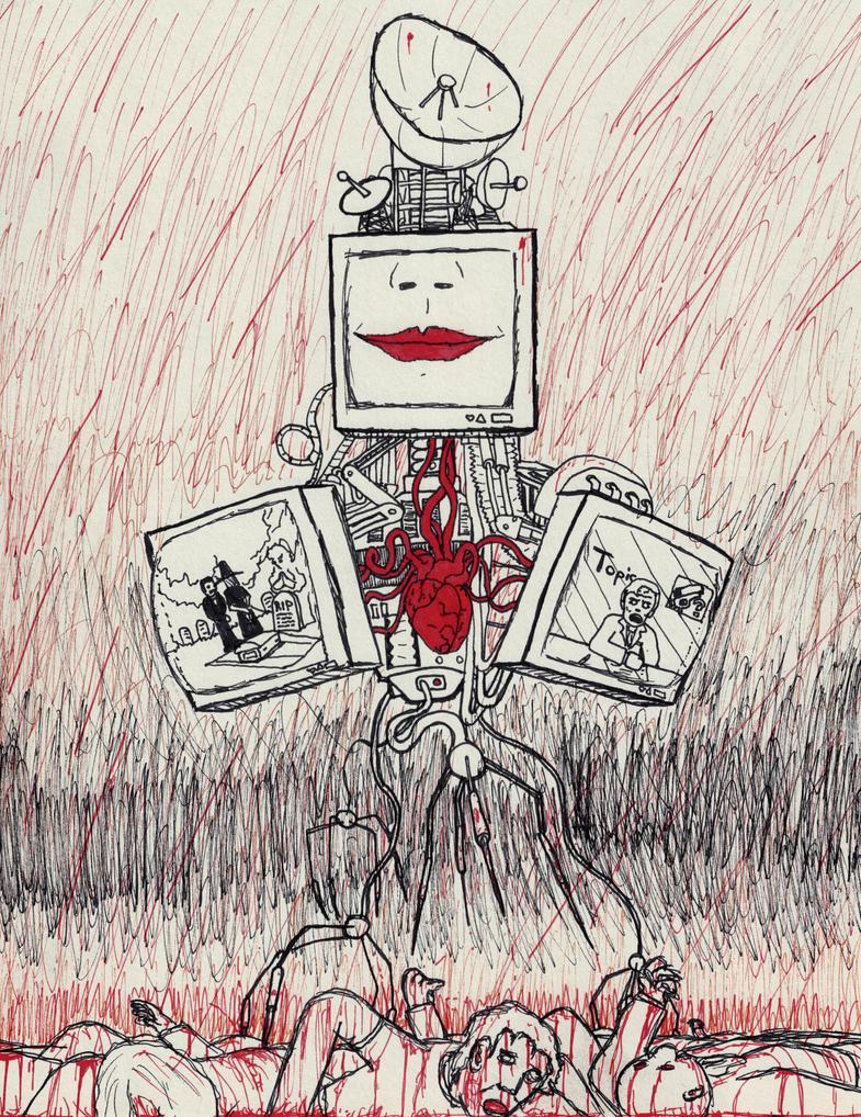 Media Empire by William-John-Holly