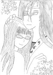 Orochimaru and I by EeKoo
