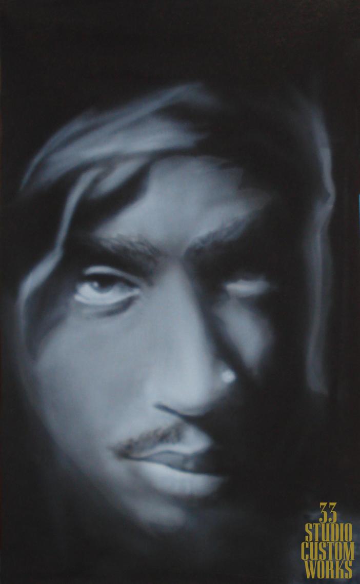 Tupac by Kriminal33