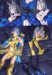 Foxgirl and Angel tf tg p3