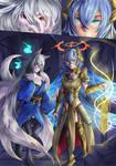 Foxgirl and Angel tf tg p4