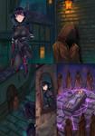 Ninja and the Dark cults p1