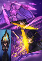 Ninja and the Dark cults p8 by ibenz009