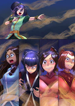 Comissions Toph statue TF sequel page 6 by ibenz009 on