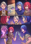 Ninja and the dark cult 2 page 2