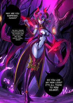 Patreon Demon lord Tg/Tf page9