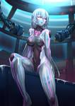 Repurposed into Robot assassins silver