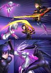 Ninja and the dark cult 2 page 8