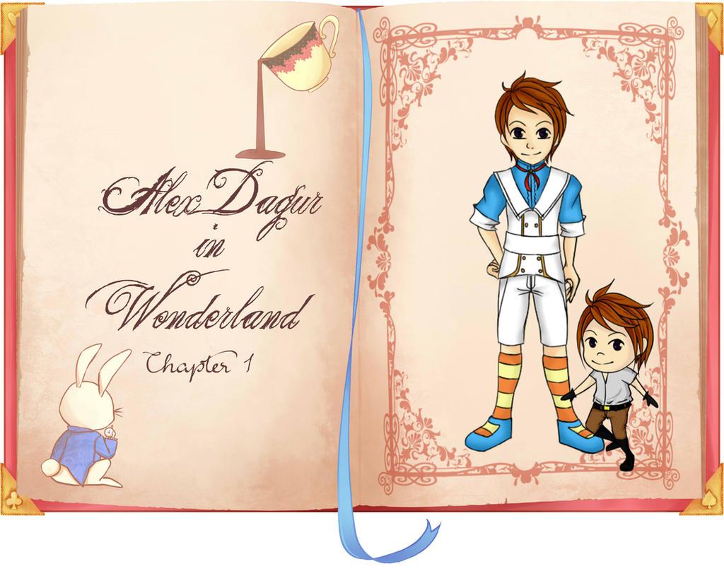 PW: Alex Dagur by Yukii10