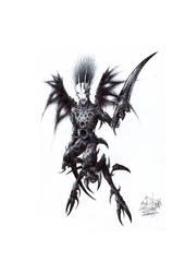 Angel Of Death -2501 by J4K0644061x