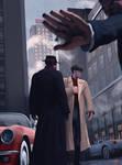 Mean Streets by dobrapozitiva