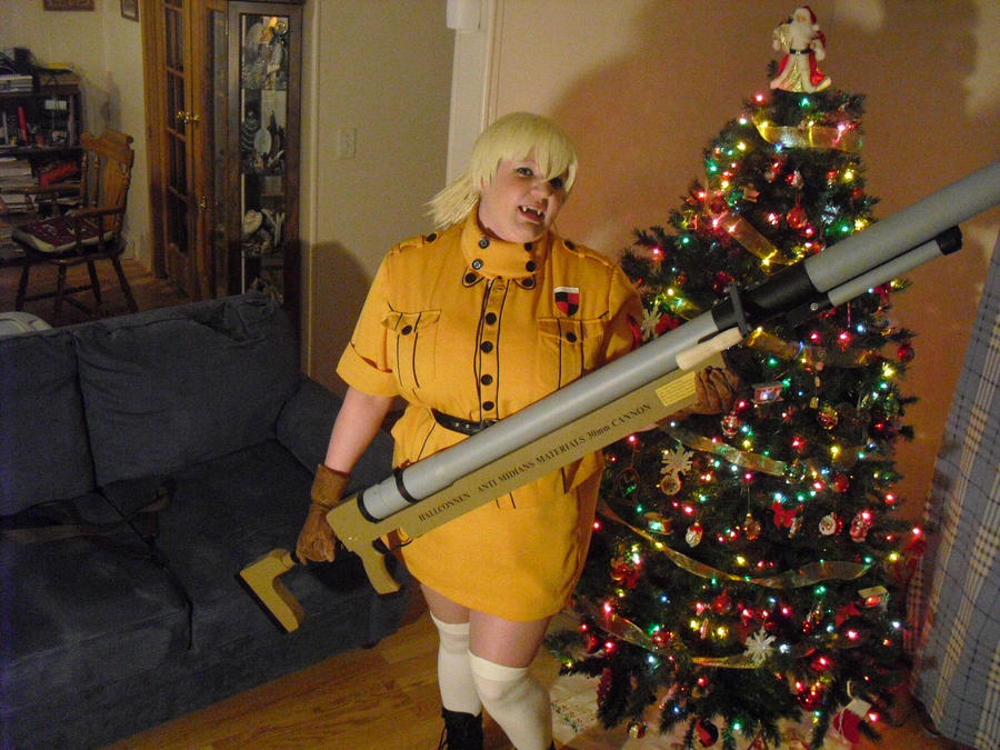 Hellsing Christmas Harkonnen by TheBeastInBeauty on DeviantArt