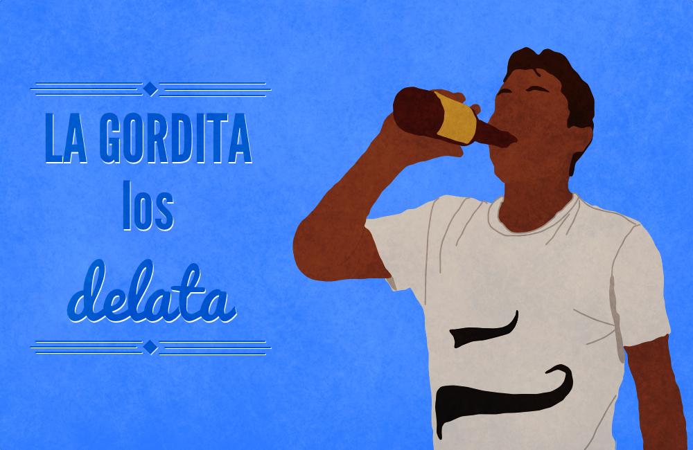 La gordita los delata by RSTFactory