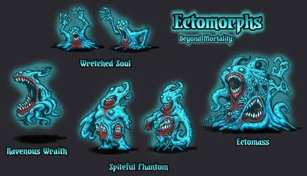 Ectomorphs by GoldenYak