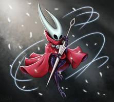 Hollow Knight Fan Art | Hornet