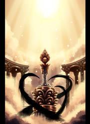 Hollow Knight Fan Art | Godseeker