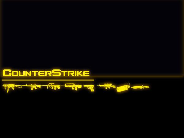 Counter Strike Logo Counter Strike