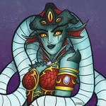 Queen Azshara - WoW