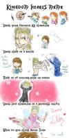 Kingdom Hearts Meme by Knorke-chan