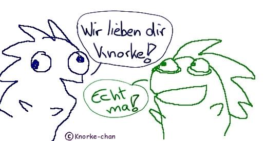 doof bleibt doof by Knorke-chan