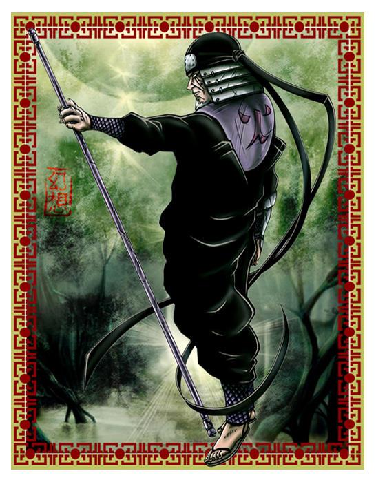 Sandaime Raikage - Zerochan Anime Image Board