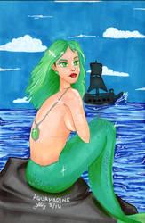 Aquamarine (March)