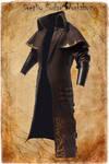 Witch Hunter's longcoat