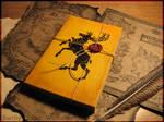 Leather diary Baratheon (Game of Thrones)
