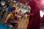 Jedi Grand Master Satele Shan (cosplay)