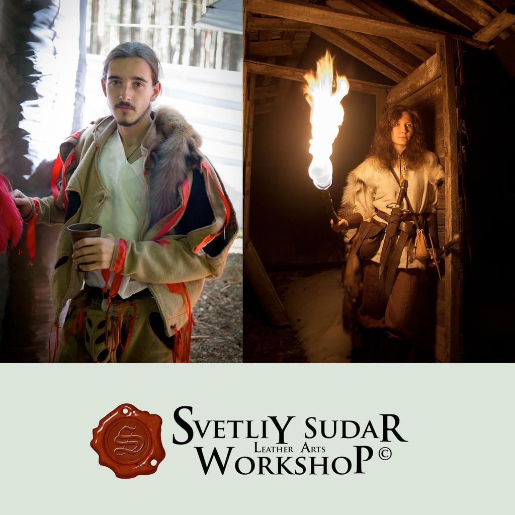 Svetliy Sudar Leather Arts Workshop by Svetliy-Sudar