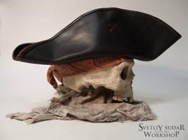 Decorative accessory - Captain Jack Sparrow by Svetliy-Sudar