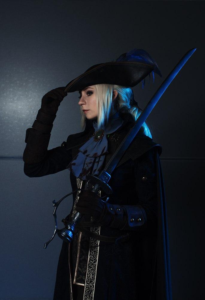 Lady Maria of the Astral Clocktower (cosplay) by Svetliy-Sudar