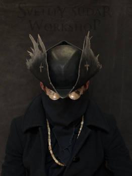 Look like Bloodborne hunter by Svetliy-Sudar