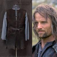 Aragorn Gray Shirt (replica) by Svetliy-Sudar