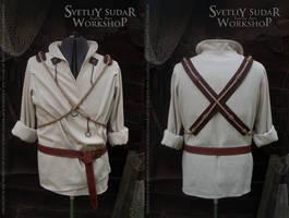 Witcher 3 Geralt's White Shirt replica by Svetliy-Sudar