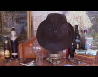 Mickey ONeil hat replica by Svetliy-Sudar