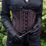 Yennefer corset (replica) / Witcher 3 Wild Hunt
