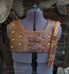 Leather armor for Iorveth