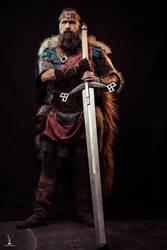 Highlander Cosplay   For Honor